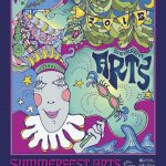 Summerfest Arts Poster